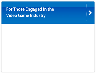 For Those Engaged in the Video Game Industry