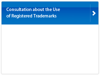 Consultation about the Use of Registered Trademarks