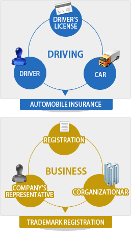 "Trademark Registration is Similar to ""Automobile Insurance"""